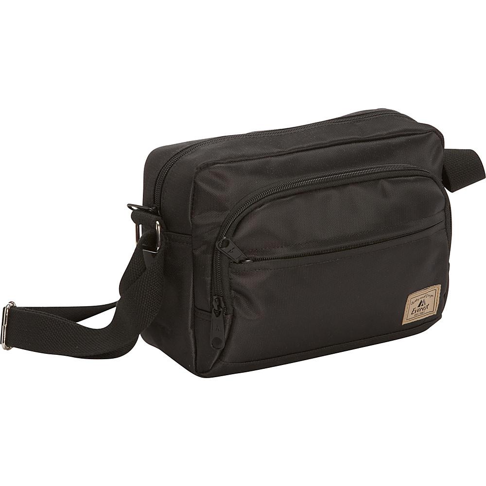 Everest Shoulder Bag Black - Everest Other Mens Bags - Work Bags & Briefcases, Other Men's Bags