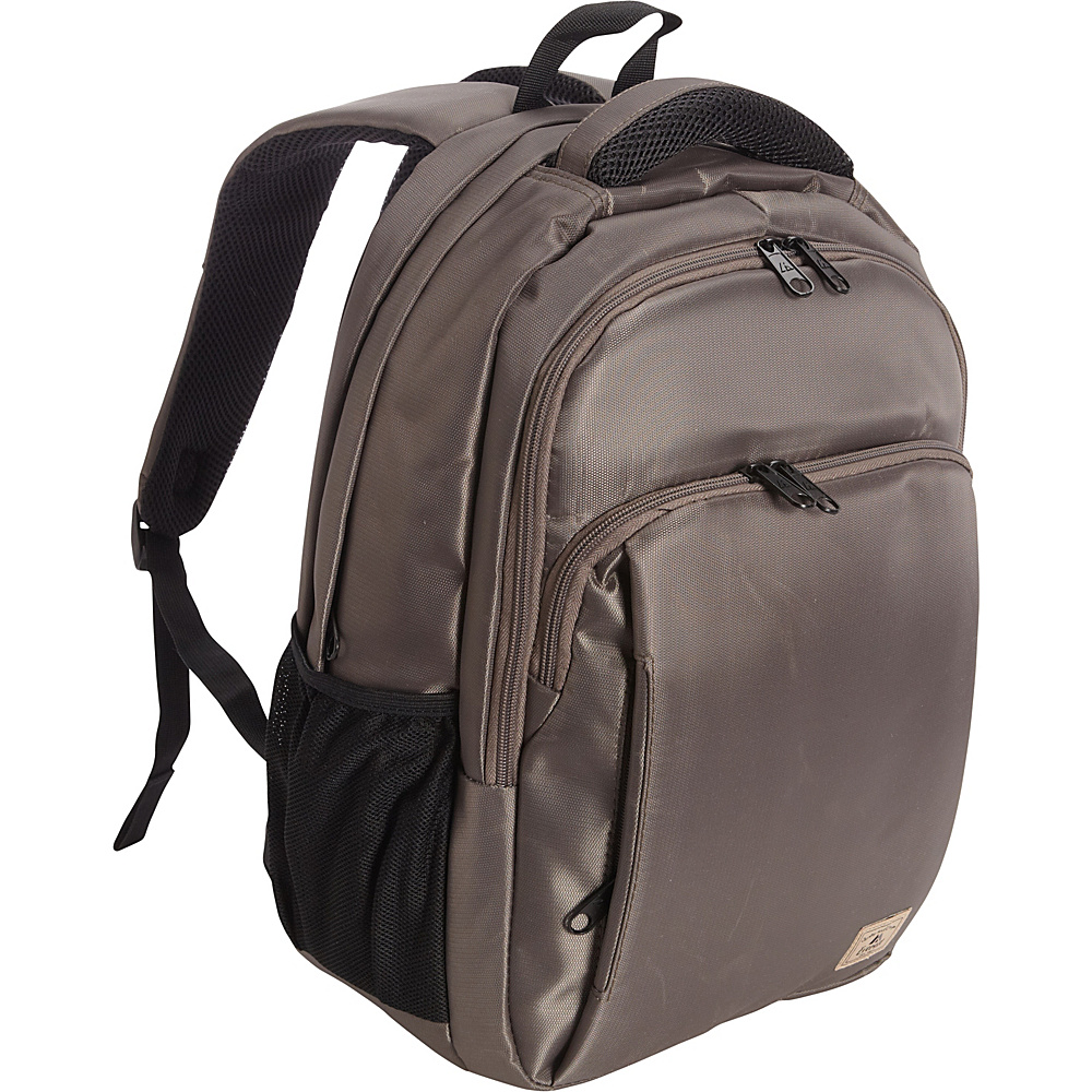 Everest City Laptop Backpack Taupe - Everest Business & Laptop Backpacks - Backpacks, Business & Laptop Backpacks