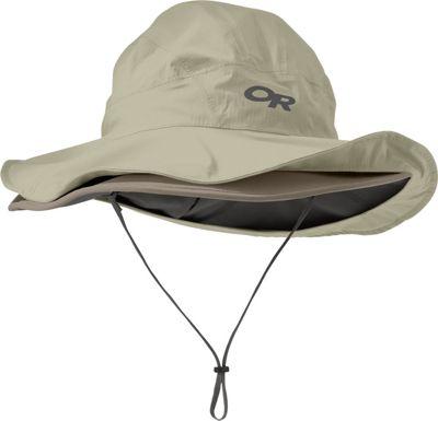Outdoor Research Sunshower Sombrero Cairn/Khaki - Medium - Outdoor Research Hats