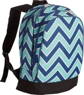 Wildkin Zigzag Lucite Sidekick Backback ZigZag - Wildkin School & Day Hiking Backpacks