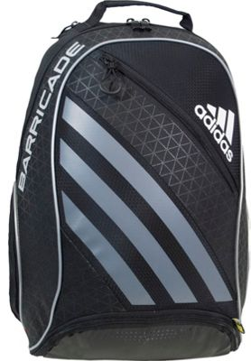 adidas Barricade IV Raquet Backpack Black/Dark Silver - adidas Other Sports Bags
