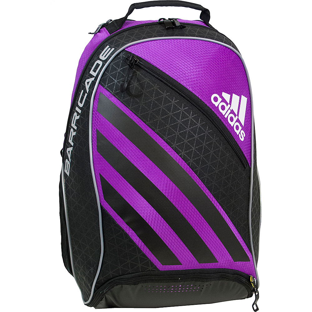 adidas Barricade IV Raquet Backpack Flash Pink/Black - adidas Other Sports Bags