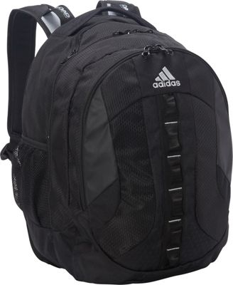 adidas Prime Backpack Black - adidas Laptop Backpacks