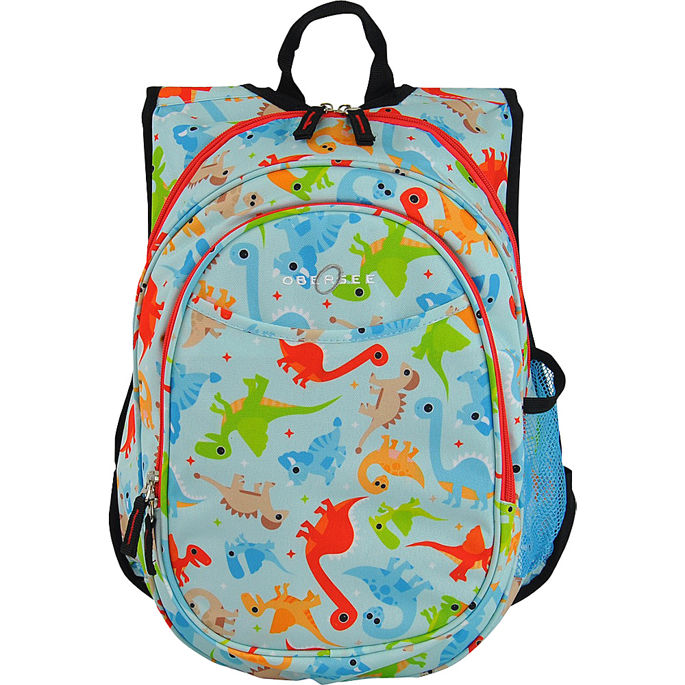 Obersee Kids Pre School All In One Backpack With Cooler Dinos Obersee Everyday Backpacks