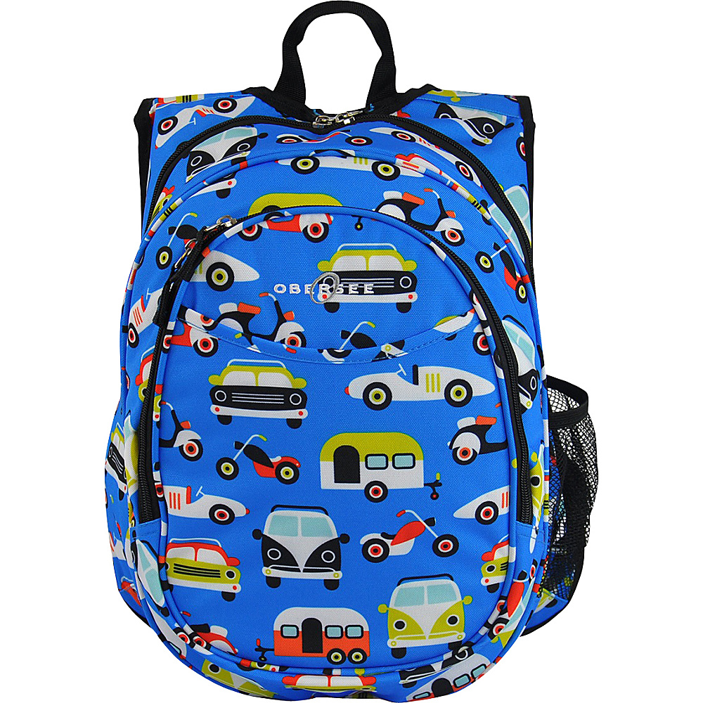 Obersee Kids Pre School All In One Backpack With Cooler Transportation Obersee Everyday Backpacks