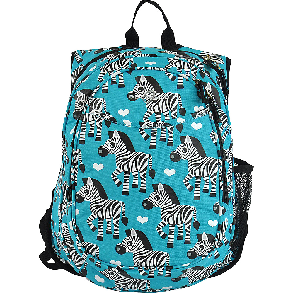Obersee Kids Pre School All In One Backpack With Cooler Zebra Obersee Everyday Backpacks