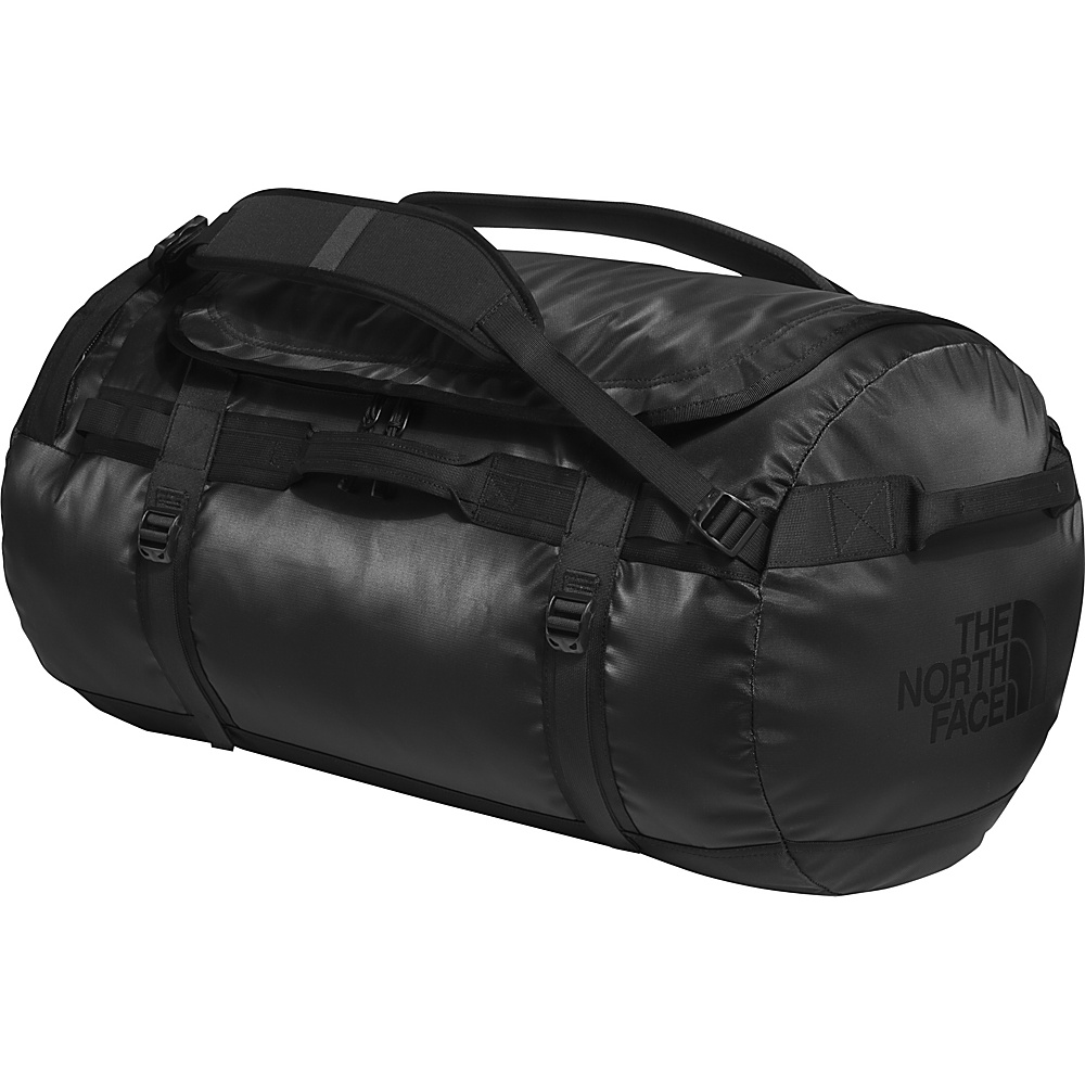 The North Face Base Camp Duffel Large Tnf Black Emboss/24k Gold - The North Face Outdoor Duffels - Duffels, Outdoor Duffels