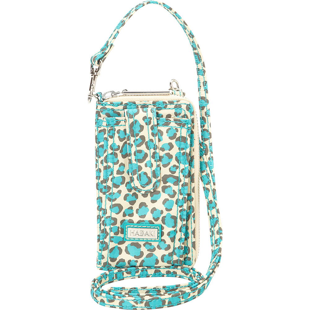Hadaki Nylon Essentials Cross body Primavera Cheetah - Hadaki Fabric Handbags - Handbags, Fabric Handbags
