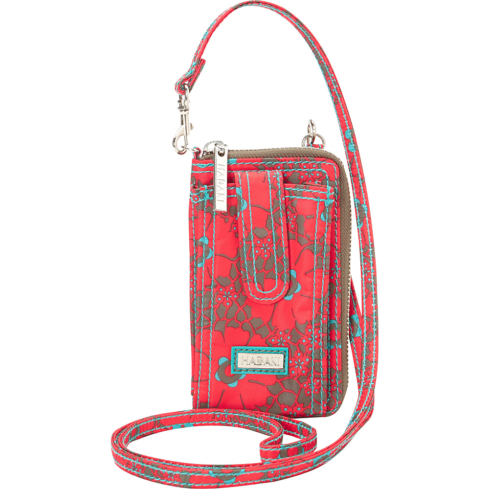Hadaki Nylon Essentials Cross body Primavera Lacey - Hadaki Fabric Handbags - Handbags, Fabric Handbags