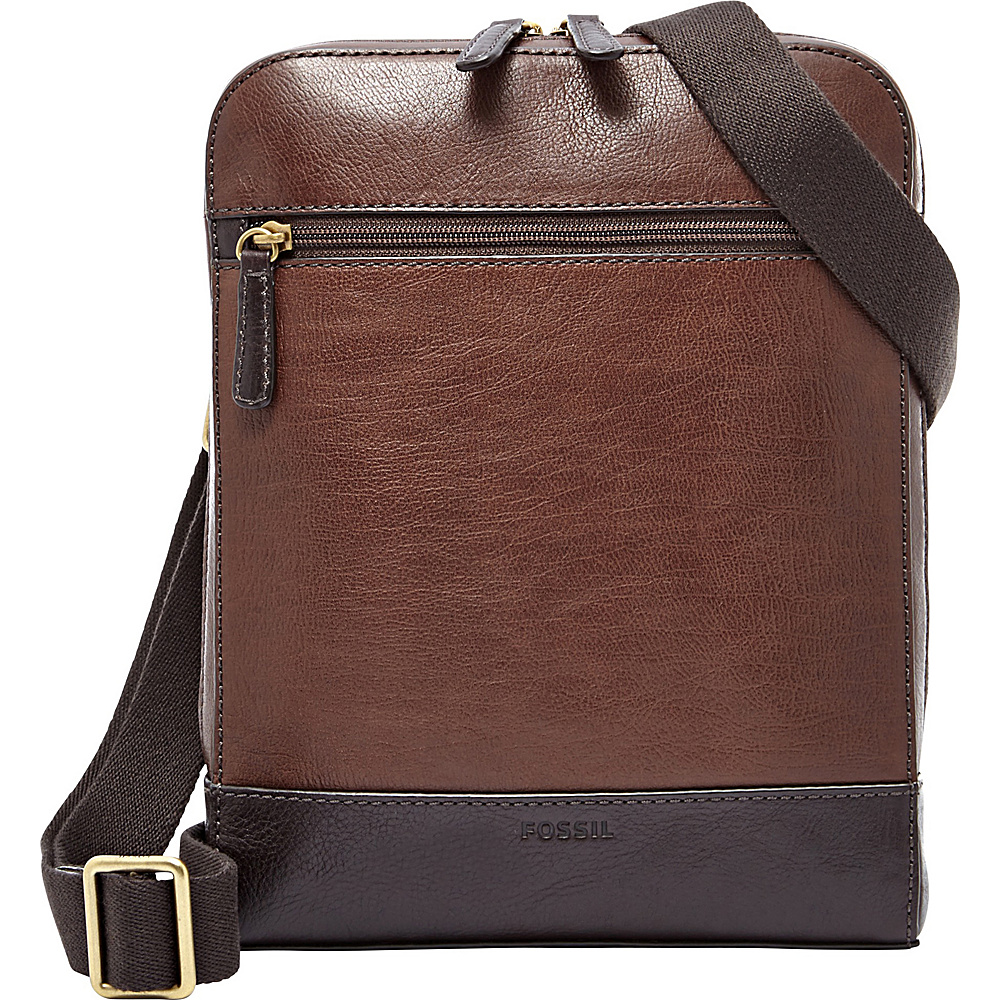 Fossil Rory Courier Brown - Fossil Womens Business Bags - Work Bags & Briefcases, Women's Business Bags