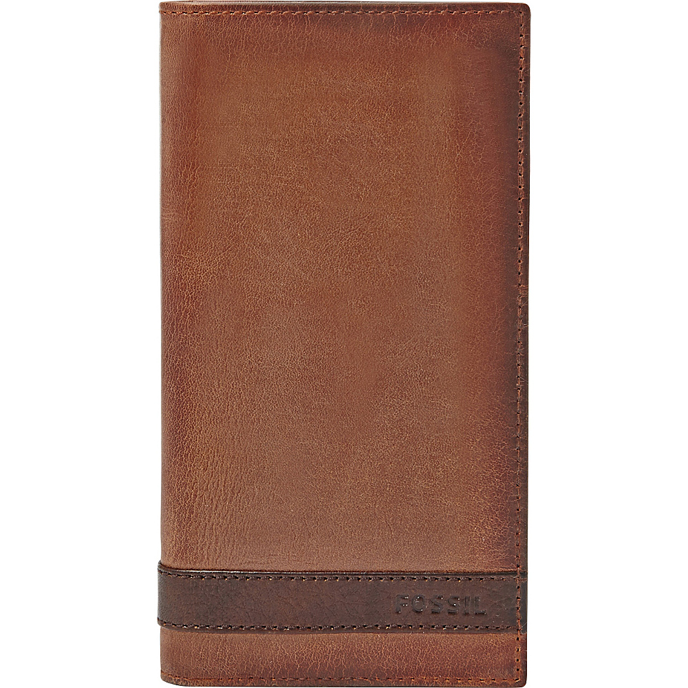 Fossil Quinn Executive Brown - Fossil Mens Wallets - Work Bags & Briefcases, Men's Wallets