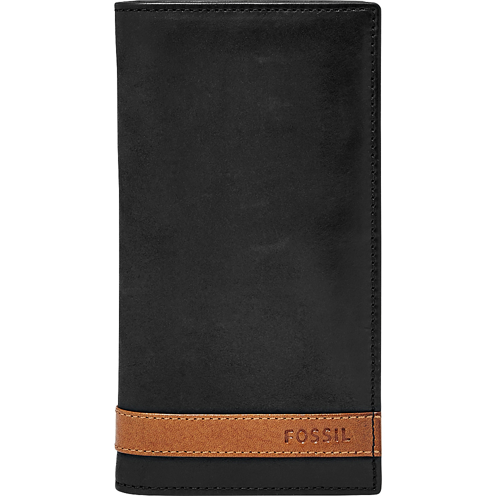 Fossil Quinn Executive Black - Fossil Mens Wallets - Work Bags & Briefcases, Men's Wallets