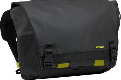 Incase Range Large Messenger Black - Incase Messenger Bags