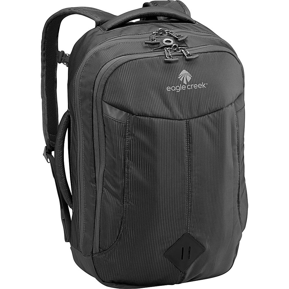 Eagle Creek Briefcase Backpack RFID Black - Eagle Creek Business & Laptop Backpacks