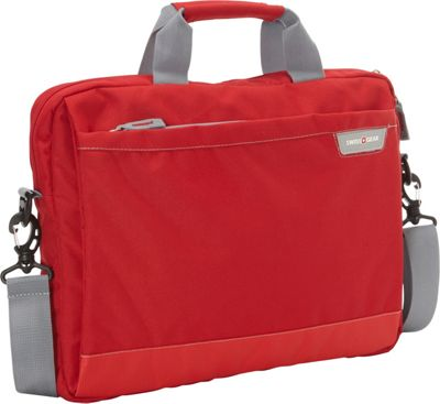 SwissGear Travel Gear Laptop Sleeve Red - SwissGear Travel Gear Electronic Cases