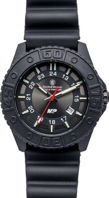 Smith & Wesson Watches M&P Swiss Tritium H3 Watch Black - Smith & Wesson Watches Watches
