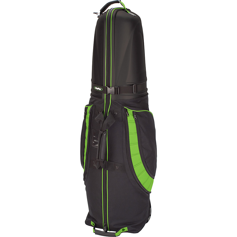 Bag Boy T-10 Hard Top Travel Cover Black/Lime - Bag Boy Golf Bags