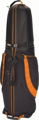Bag Boy T-10 Hard Top Travel Cover Black/Orange - Bag Boy Golf Bags
