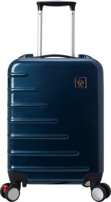 Travelers Club Luggage Zephyr 20 inch Seat-On Carry-On Teal - Travelers Club Luggage Kids' Luggage