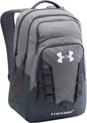 Under Armour Recruit Backpack Graphite/Stealth Gray/White - Under Armour Business & Laptop Backpacks 10452095
