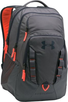 Under Armour Recruit Backpack Graphite / Graphite - Under Armour Business & Laptop Backpacks 10578790