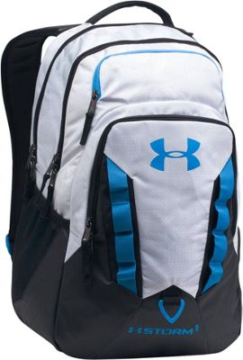 Under Armour Recruit Backpack White/Black - Under Armour Business & Laptop Backpacks