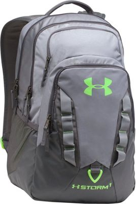 Under Armour Recruit Backpack Steel / Graphite - Under Armour Business & Laptop Backpacks
