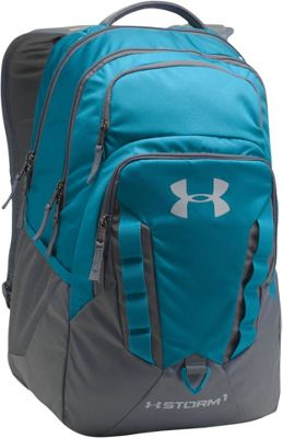 Under Armour Recruit Backpack Bayou Blue / Graphite - Under Armour Business & Laptop Backpacks