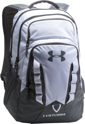 Under Armour Recruit Backpack White/Graphite/Graphite - Under Armour Business & Laptop Backpacks