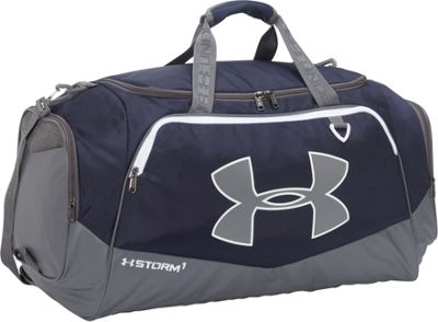 Under Armour Undeniable LG Duffel II Midnight Navy/Graphite/White - Under Armour Gym Duffels