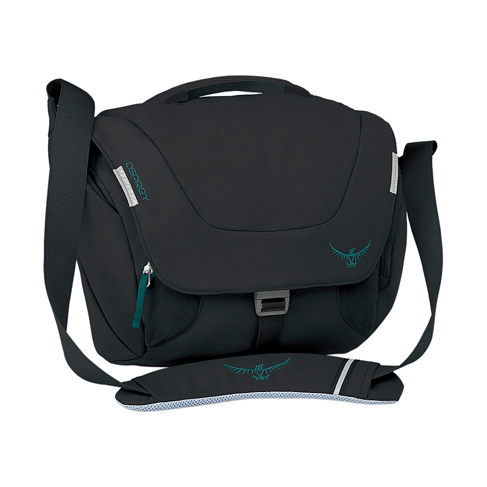 Osprey FlapJill Mini Black- DISCONTINUED - Osprey Other Mens Bags - Work Bags & Briefcases, Other Men's Bags