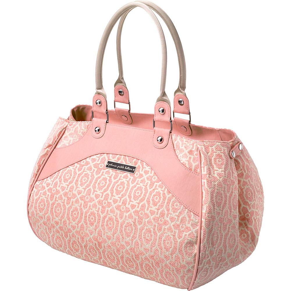 Petunia Pickle Bottom Wistful Weekender Sweet Rose Petunia Pickle Bottom Diaper Bags Accessories