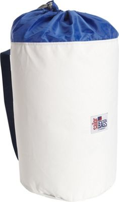 SailorBags Extra Large Stow Bag White/Blue - SailorBags Packable Bags