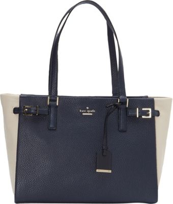 kate spade new york Holden Street Finn Galaxy/Sandstone - kate spade new york Designer Handbags