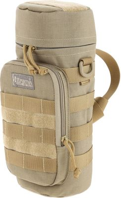 Maxpedition 12 inch x 5 inch Bottle Holder Khaki - Maxpedition Outdoor Accessories