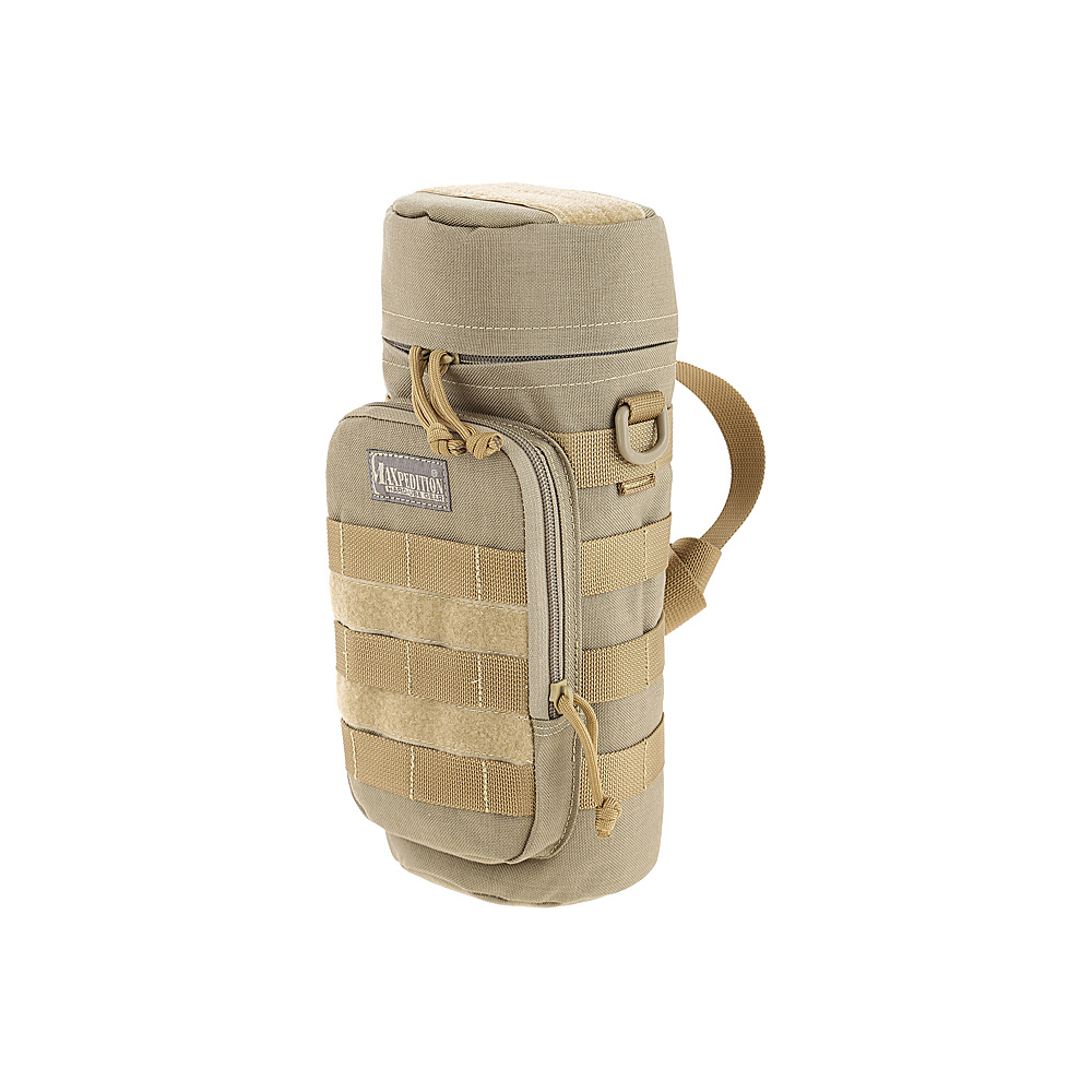 Maxpedition 12 x 5 Bottle Holder Khaki Maxpedition Outdoor Accessories