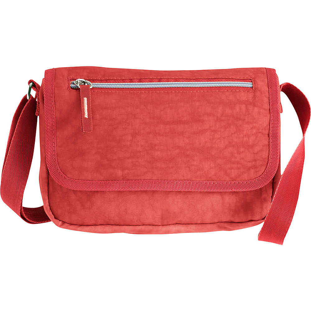 High Road AnyDay Crossbody Travel Bag Tomato - High Road Fabric Handbags