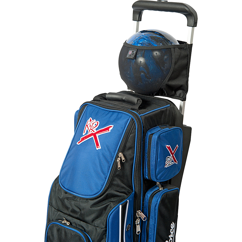 KR Strikeforce Bowling Joey Bag Black KR Strikeforce Bowling Bowling Bags
