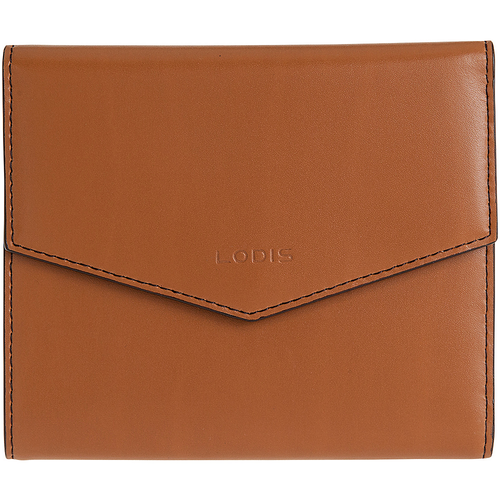 Lodis Audrey Premier Lana French Purse Toffee Chocolate Lodis Women s Wallets