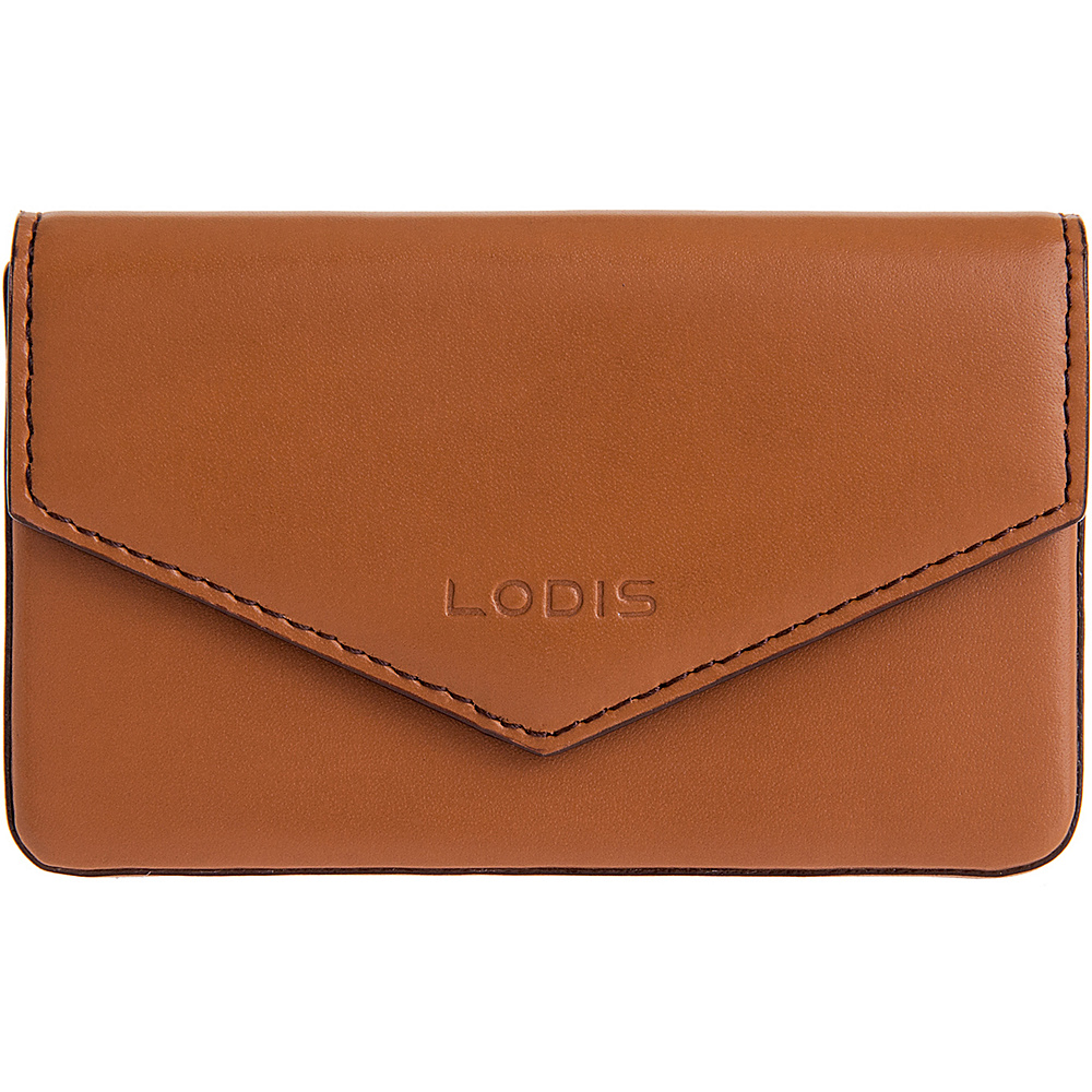 Lodis Audrey Premier Maya Card Case Toffee Chocolate Lodis Women s SLG Other