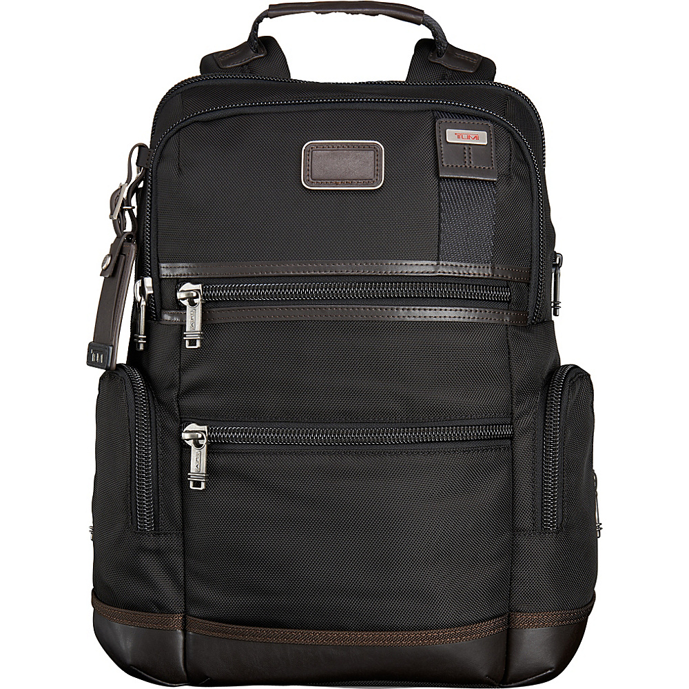 Tumi Alpha Bravo Knox Backpack Hickory Tumi Business Laptop Backpacks