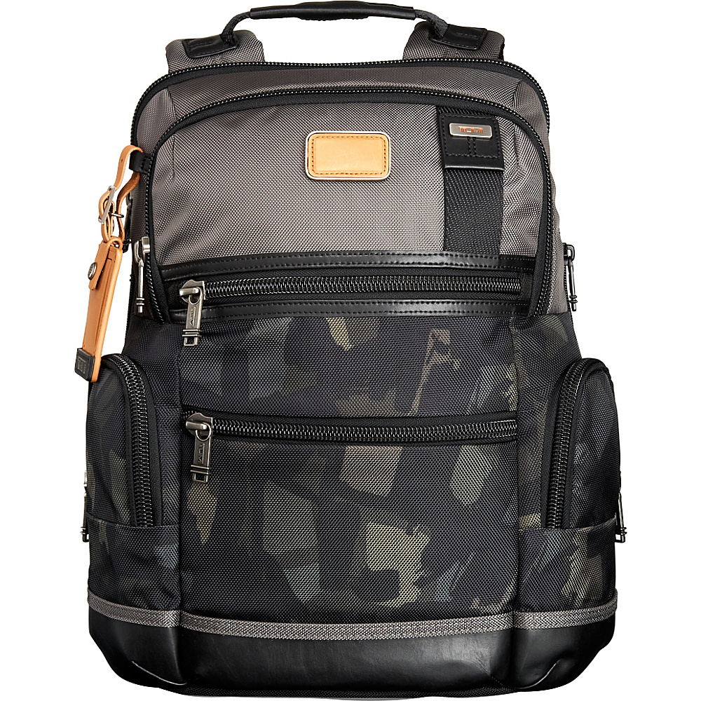 Upc 742315286679 Product Image For Tumi Alpha Bravo Knox Backpack Grey Camo Laptop