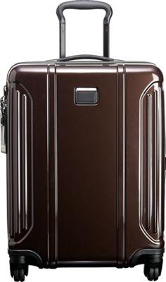 Tumi Vapor Lite Continental Carry On Bronze - Tumi Hardside Carry-On