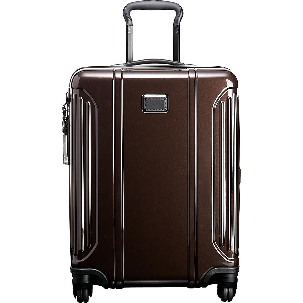 Tumi Vapor Lite Continental Carry On Bronze - Tumi Hardside Carry-On - Luggage, Hardside Carry-On