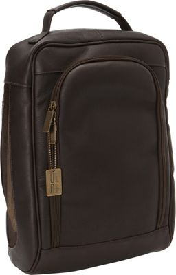 ClaireChase Luxury Golf Shoe Bag Cafe - ClaireChase Sports Accessories 10371888