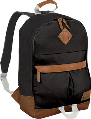 Columbia Sportswear Heritage Classic Day Pack Black - Columbia Sportswear Day Hiking Backpacks