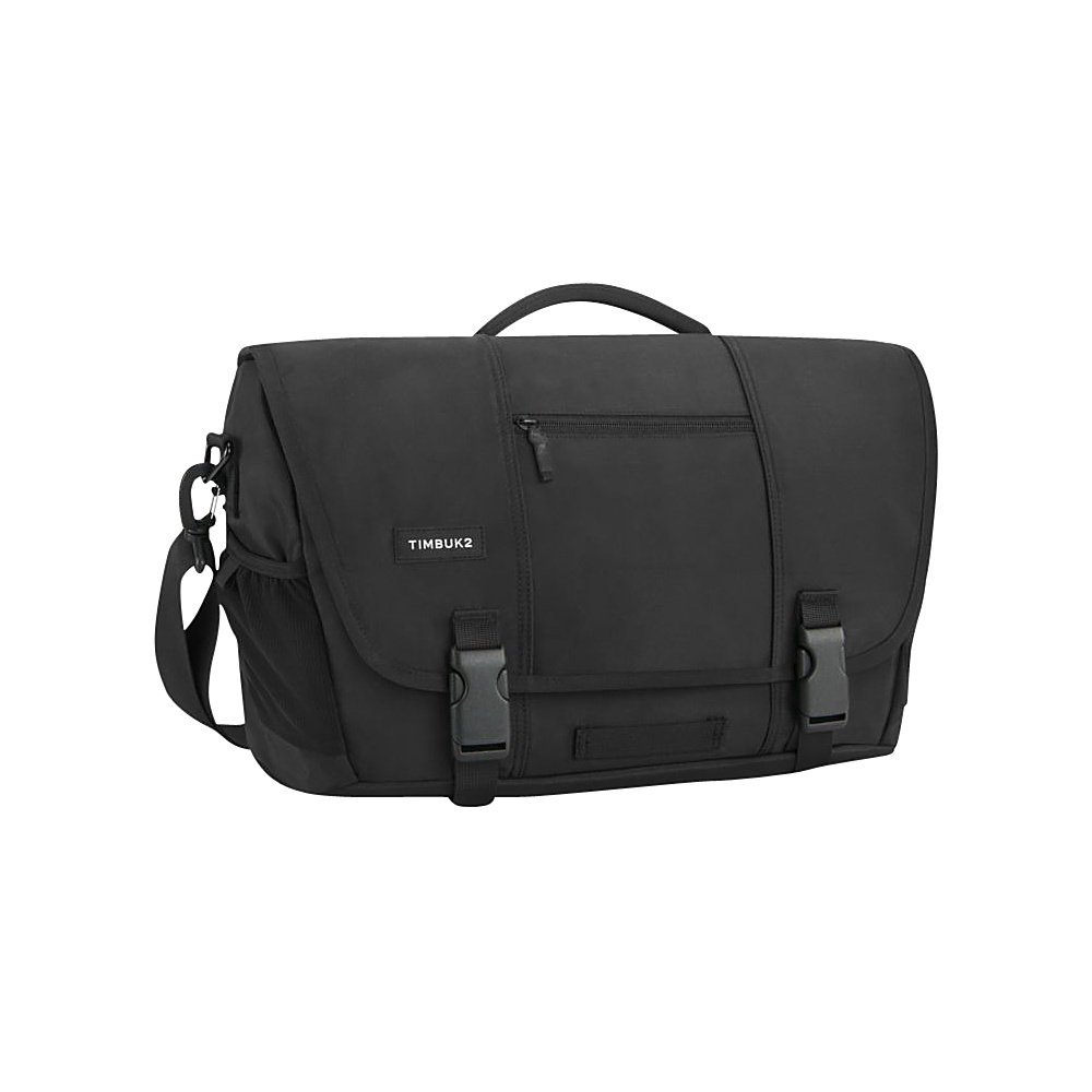 Timbuk2 Commute Laptop Messenger S Black Timbuk2 Messenger Bags