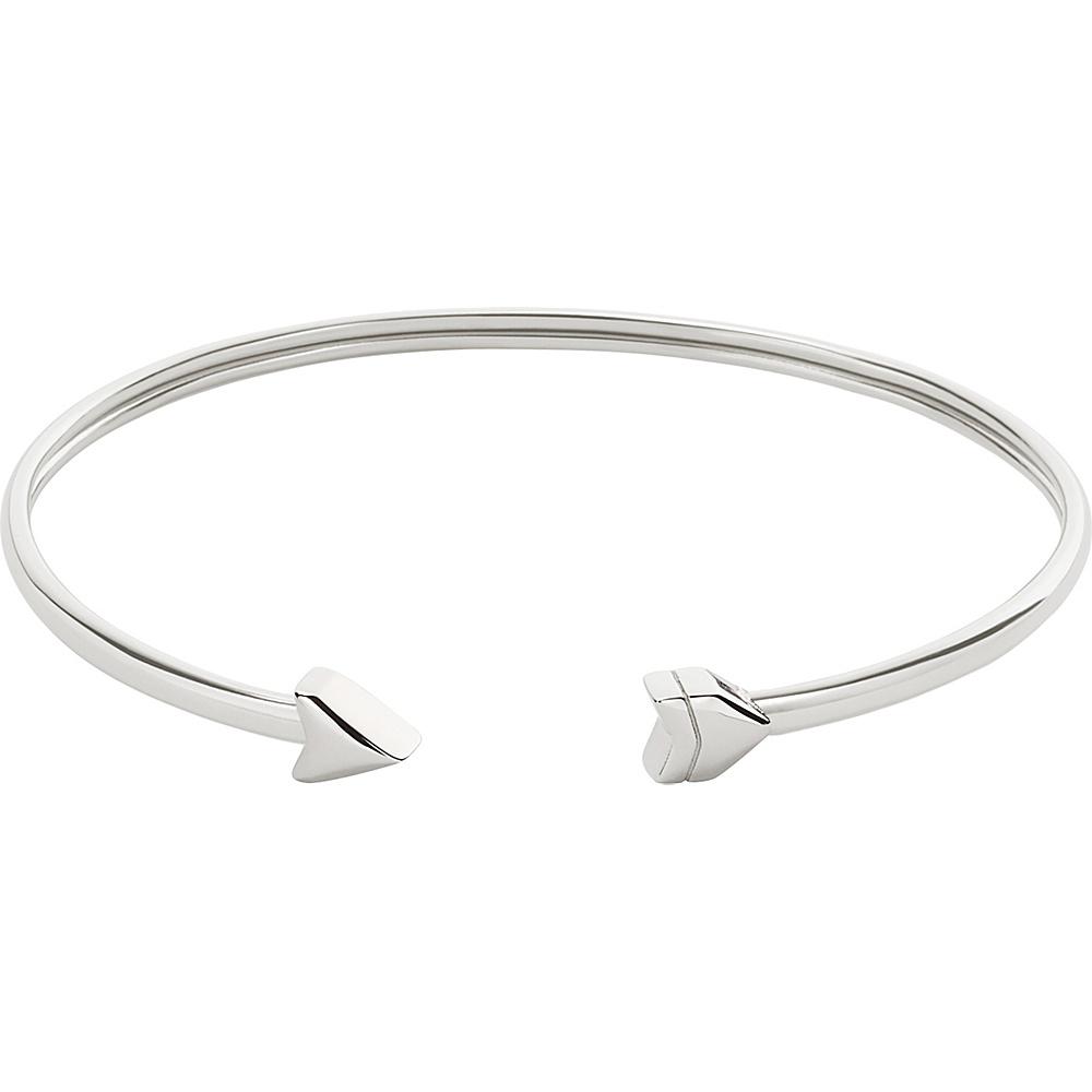 Fossil Arrow Flex Cuff Silver - Fossil Other Fashion Accessories - Fashion Accessories, Other Fashion Accessories