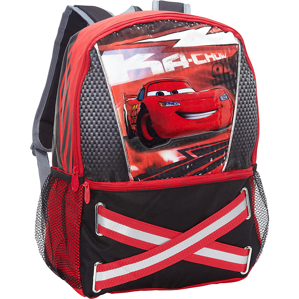 Disney Cars Backpack Red - Disney School & Day Hiking Backpacks