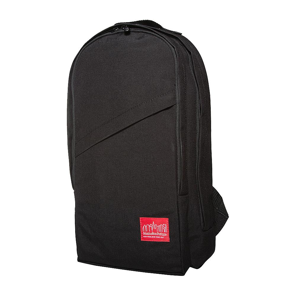 Manhattan Portage One57 Backpack Black - Manhattan Portage Everyday Backpacks - Backpacks, Everyday Backpacks